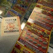 Dreister Dieb wird von geklauten Lotterielosen überführt (Foto)