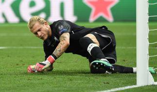 Liverpool-Torhüter Loris Karius wurde nach dem verpatzten Champions-League-Finale massiv bedroht. (Foto)