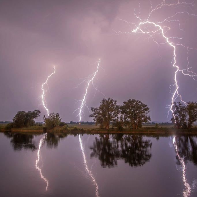 Millionenschäden nach Unwetter! DWD gibt keine Entwarnung (Foto)