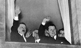 Für Amazon ist Adolf Hitler nur ein ganz gewöhnlicher Schauspieler. (Foto)