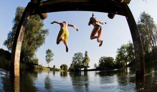 Ein Großteil der getesteten Badegewässer ist in sehr guter Qualität. (Foto)