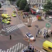 """4 Tote bei Terror-Akt in Lüttich - Täter schrie """"Allahu Akbar"""" (Foto)"""