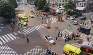 Bei einer Geiselnahme im belgischen Lüttich wurden mindestens vier Menschen getötet. (Foto)