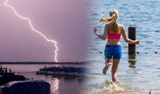 Der Wetter-Mix in Deutschland ist äußerst explosiv. (Foto)