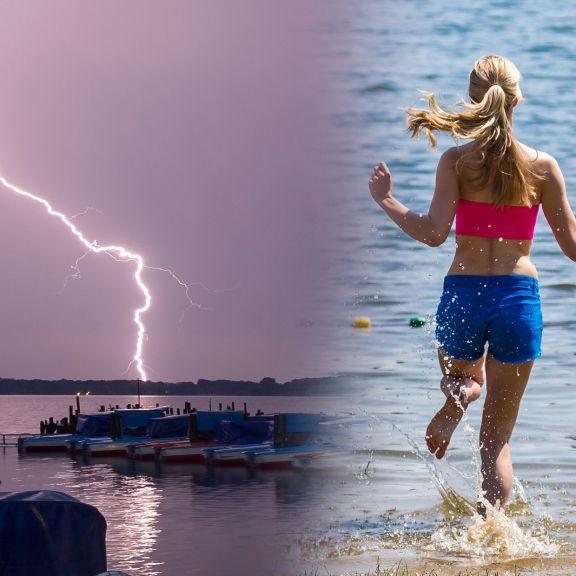 Gewitter, Hitze und Co.! Der explosive Wetter-Mix über Deutschland (Foto)