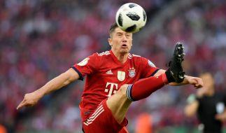 Schon häufig äußerte Robert Lewandowski den Wunsch, die Bayern zu verlassen. Nun könnte es ernst werden. (Foto)
