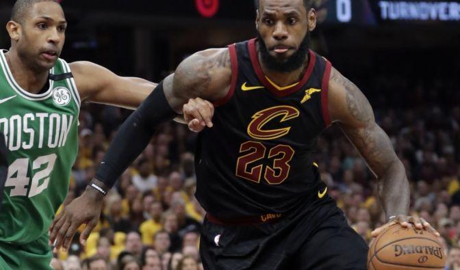 NBA Finals 2018 als Live-Stream und im TV