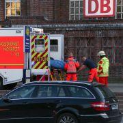 Messerstecher-Flüchtling erschossen - Polizistin schweigt nach Angriff (Foto)