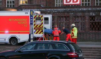 Bei einer Messerattacke in Flensburg wurden zwei Menschen verletzt. (Foto)