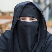 Burkas und Nikabs in der Öffentlichkeit verboten (Foto)