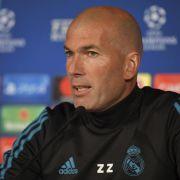 Coach von Real Madrid tritt laut Medienberichten zurück (Foto)