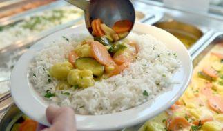 Reis enthält in seinen Randschichten Spuren von Arsen. Deshalb sollte man ihn nicht täglich essen. (Foto)