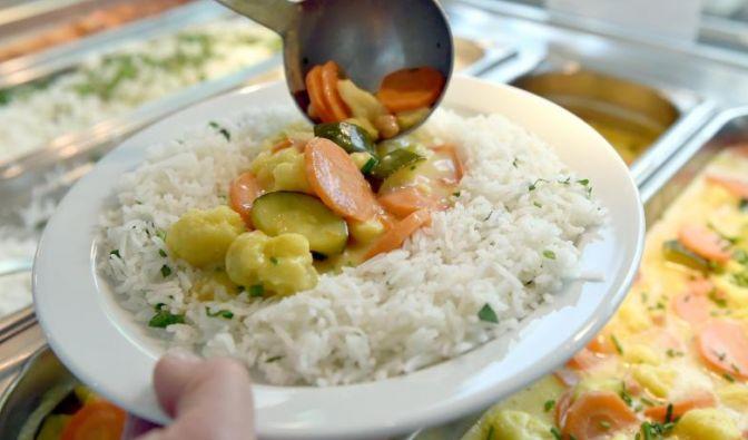 Reis mit Arsen belastet