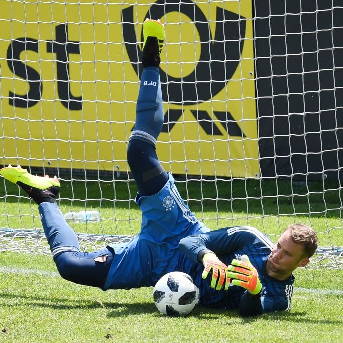Trotz starkem Neuer! DFB-Elf verliert gegen Österreich (Foto)