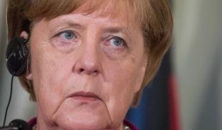 Angela Merkel wusste offenbar schon früher von Problemen beim BAMF. (Foto)