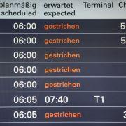 Flugbetrieb am Flughafen Hamburg läuft wieder - Der Blackout-Grund (Foto)
