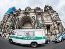 Im Berliner Dom kam es zu Schüssen, nachdem ein Mann mit einem Messer herumfuchtelte. (Foto)