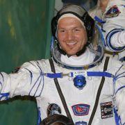 """DARUM ist """"Astro-Alex"""" der beste Chef für die ISS (Foto)"""