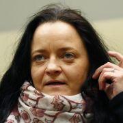 Pflichtverteidiger fordern sofortige Freilassung von Beate Zschäpe (Foto)