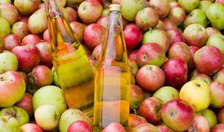 InMeissner Apfelsaft wurden erneut Schimmelpilzgifte gefunden (Symbolbild). (Foto)