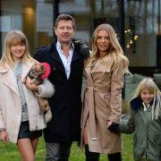 Familie Bösch lebt in einer 800-Quadratmeter-Villa und von einem gewohnten Wochenbudget von 4700 Euro.