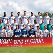 Fußball-WM 2018 mit Jonas Hector, Marco Reus, Manuel Neuer und Thomas Müller