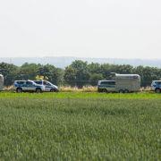 In Wiesbaden entdeckte die Polizei am Mittwochnachmittag eine Leiche.