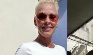 Ist Brigitte Nielsen gar nicht schwanger? (Foto)