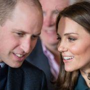 DARUM dürfen George und Charlotte nicht mit den Eltern essen (Foto)
