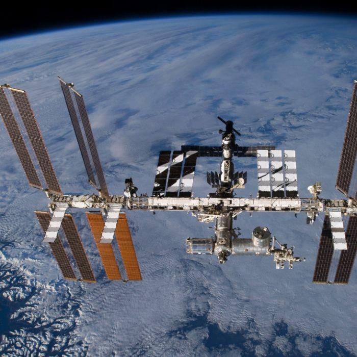 SO sehen Sie die ISS von der Erde aus (Foto)