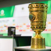 DAS sind die Begegnungen der 1. Runde des DFB-Pokals (Foto)