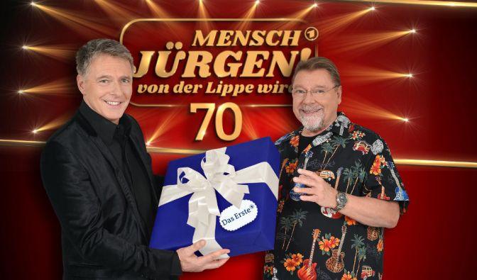 """""""Mensch Jürgen! von der Lippe wird 70"""" als Wiederholung"""