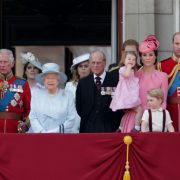 Kleiner Prinz oder großer Kuss? Was passiert bei der Queen-Parade? (Foto)