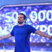 Mega-Klatsche für Steffen Henssler! Leif räumt 500.000-Euro-Jackpot ab (Foto)