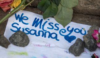 Der grausame Tod von Susanna schockt ganz Deutschland. (Foto)