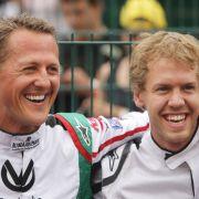 Michael Schumacher war beim Kanada-GP stets an seiner Seite (Foto)