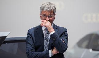 Wegen der Manipulation bei Dieselfahrzeugen kam es am Montag zu einer Razzia bei Audi-Chef Stadler. (Foto)