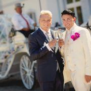 """Als Wiederholung sehen: Matthias Mangiapane und Hubert Fella sagen """"Ja!"""" (Foto)"""
