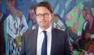 Andreas Scheuer (CSU), Bundesminister für Verkehr und digitale Infrastruktur, hat einen Pflichtrückruf für 238.000 Daimler-Modelle angekündigt. (Foto)