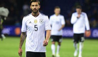 Marvin Plattenhardt steht seit 2017 in der Deutschen Nationalmannschaft. (Foto)