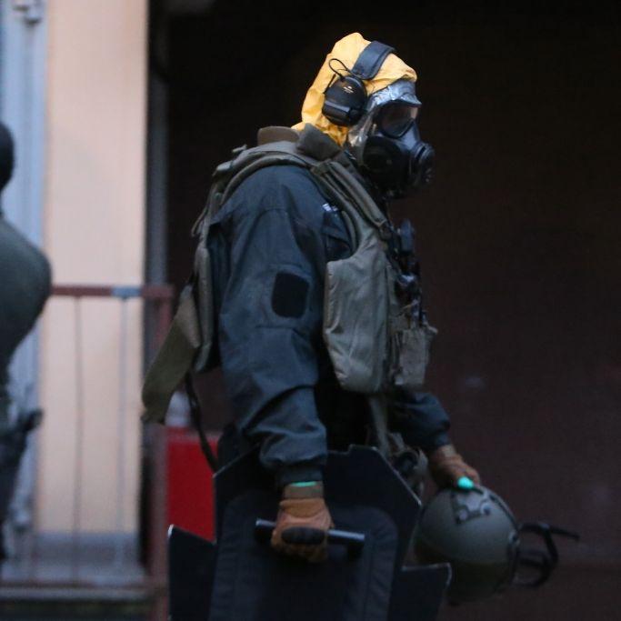 Giftlabor in Hochhaus!Tunesier wollte offenbar zum IS nach Syrien (Foto)