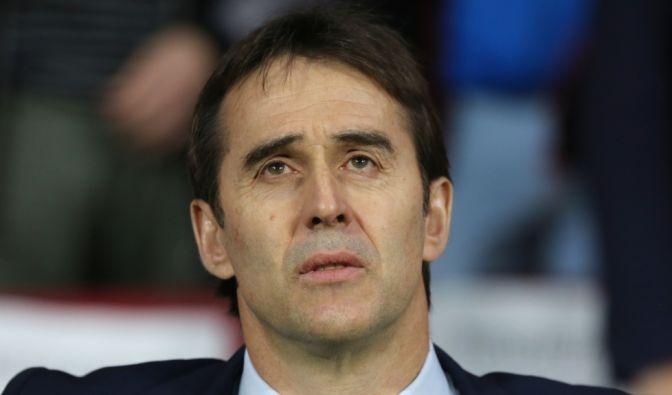 Kurz vor der WM trennt sich Spanien von TrainerLopetegui.