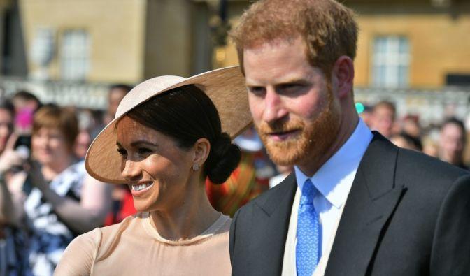 Erwarten Herzogin Meghan und Prinz Harry längst Nachwuchs?