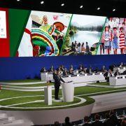 Die Fußball-WM 2026 wird in den USA, Kanada und Mexiko stattfinden.