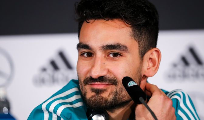 Ilkay Gündogan privat