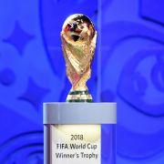 Furioser Sieg gegen Kroatien! Frankreich ist Fußball-Weltmeister 2018 (Foto)