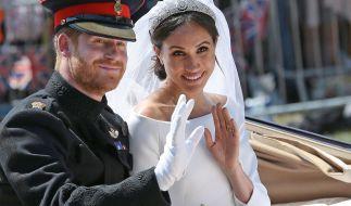 König Harry? Vor ihm kommen noch einige seiner Familienmitglieder in der britischen Thronfolge - doch wie sieht's aus mit Kanada? (Foto)