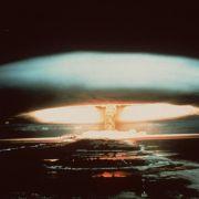 So wenig Atombomben reichen für das Ende der Menschheit (Foto)