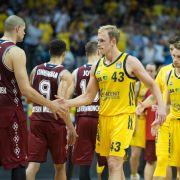 Bayern-Basketballer zum vierten Mal deutscher Meister (Foto)
