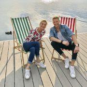 Uta Bresan und Maxi Arland begrüßen den Sommer mit DIESEN Gästen (Foto)